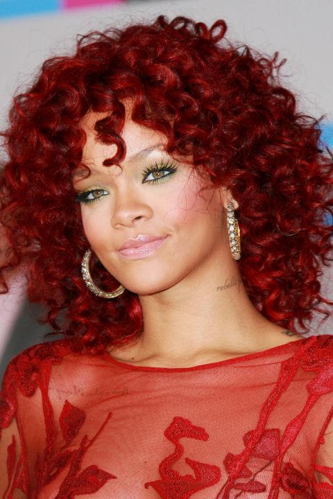 Rihanna's Hairstyle