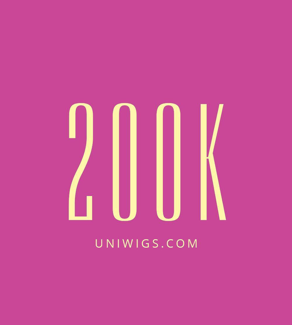 Instagram 200K followers