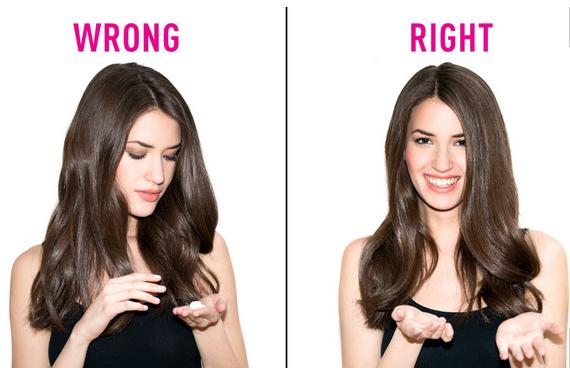 Как правильно делать укладки волос в домашних