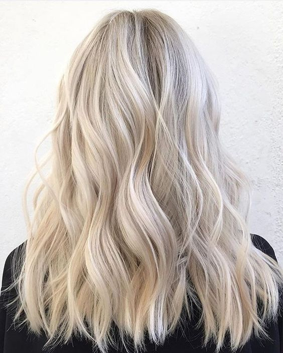 blonde hair ideas 18