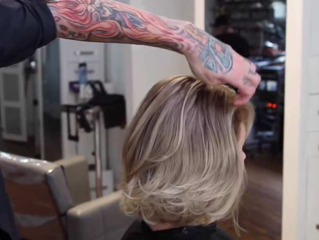 Ombre Roots