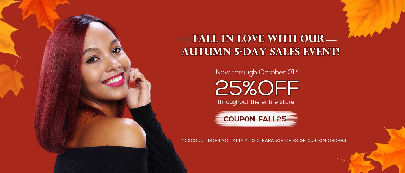 2016 Autumn Sale