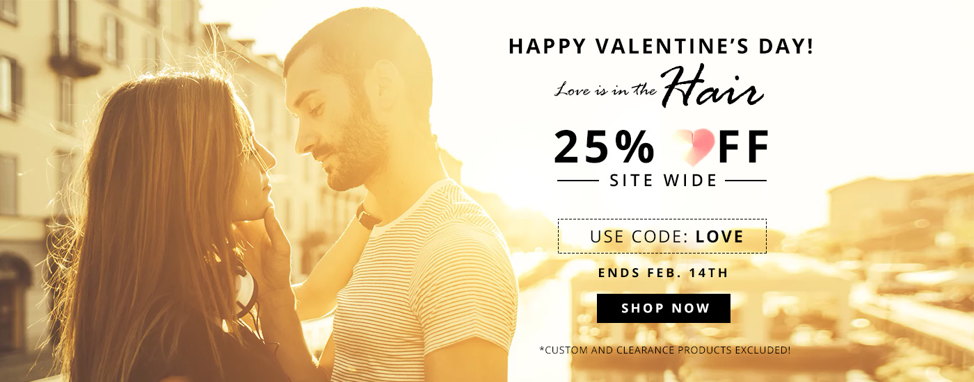 UniWigs Valentine's Day Sale 2018