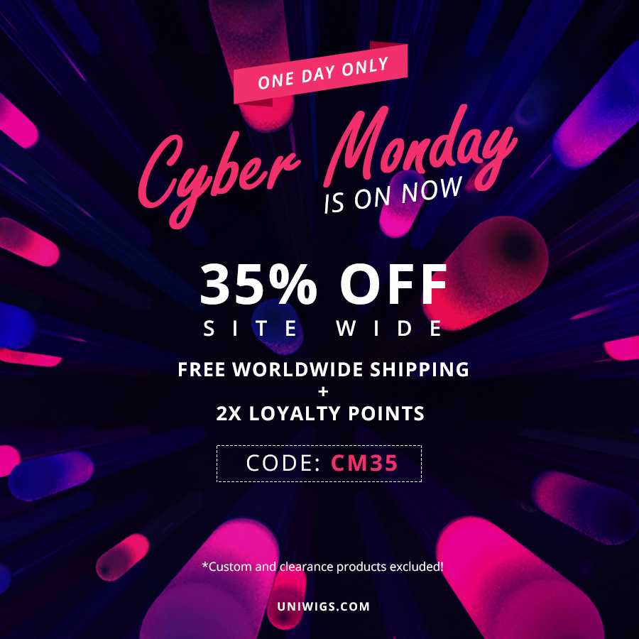 UniWigs Cyber Monday Sale